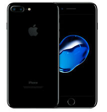 Apple iPhone 7 Plus - 128GB - Jet Black (Factory Unlocked)