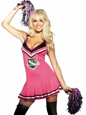 Ladies Sexy Ann Summers Foxy Ranger Cheerleader fancy dress up size 10 Hen Party