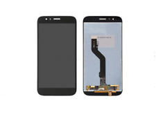 LCD DISPLAY + TOUCH SCREEN + FRAME HUAWEI ASCEND G7 PLUS COLORE NERO