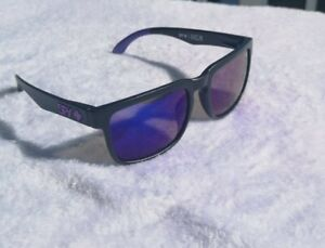 SPY OPTICS Promo Sunglasses KEN BLOCK Specialists DarkFaze Purple Lense F12