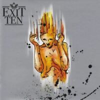 EXIT TEN remember the day (CD, album, 2008) heavy metal, very good condition