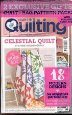Love Patchwork & Quilting Issue #68 2018 Factory Packaged - Unopened