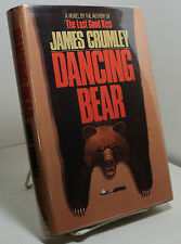Dancing Bear by James Crumley - First edition