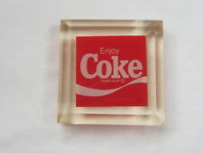 Coca-Cola Paper Weight - OFFICIAL PRODUCT