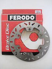 FERODO DISCO FRENO ANTERIORE PER HONDA SILVER WING ABS scooter 600 2003 >