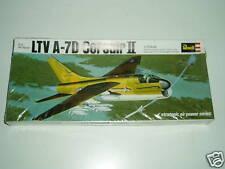 LTV A-7D CORSAIR II REVELL 1969 FACTORY SEALED