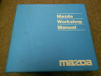 1996 Mazda B-Series Truck Service Repair Shop Workshop Manual FACTORY OEM