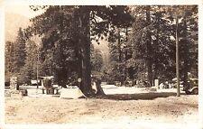 Frashers Fotos RP Postcard Public Camp Ground in Crystal Lake, California~109871