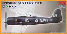 PM Model 1/72 Hawker Sea Fury FB.11 # 211