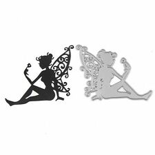 Craft-House 'Sitting Fairy Figure' Cutting Die. CHD16