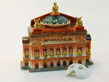 Pv, Parry Veille Limoges Hinged Trinket Box, Paris Opera House - Phantom Mask