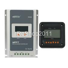 EPsolar Tracer 30A MPPT Solar Panel Controller Charge Regulator w/ MT50 Meter AU