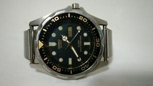 Vintage Men's Casio MMA-200W Module 343 Vintage Watch
