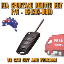 Kia Sportage 2010 To 2014- Genuine Key P/N - 954303-U000 - Brand New - Free Post
