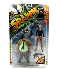 McFarlane Toys Spawn Series 7 - Sam & Twitch (Colour Variant) Action Figure Set