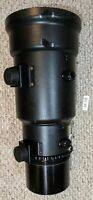 ** (USED) Barco 3.0-5.3:1 HD Zoom Lens (w/ 1610 Pelican Case) AE-08