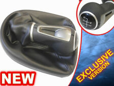 GEAR STICK SHIFT KNOB + GAITER BOOT + FRAME SEAT ALTEA XL TOLEDO LEON 5 SPEED