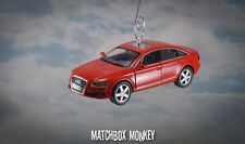 New Audi A6 Executive Car Custom Christmas Ornament 1/32 Saloon C6 Sedan Adorno