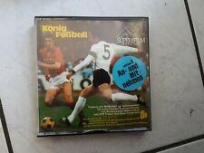 """König Fußball -Super 8mm Film,60 m,color Ton """" Lektion 4 """"An-und Mitnehmen"""""""