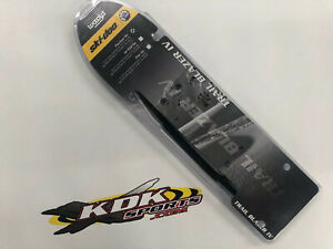 "SKI-DOO PRECISION SKI TRAIL BLAZER 6"" CARBIDE 1/2 ROUND STOCK 860200149"