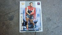 MATTHEW WHELAN HAND SIGNED 2004 MELBOURNE DEMONS FC AFL CARD