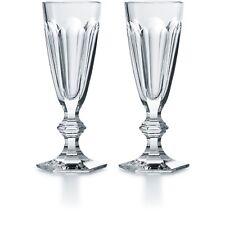 Verre flûte à Champagne en cristal BACCARAT Harcourt 1841 NEUVE et signée 195€