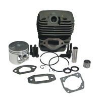 Chinese 5800 Chainsaws Engine Rebuilt Kit 45.2mm 58cc Cylinder Piston Assembly