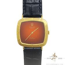 Rolex Cellini Gold Ref 4084 Vintage Watch (Year 1975)