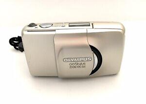 Olympus Stylus Zoom 105 DLX Film Camera