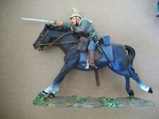 AS NEW KING & COUNTRY RETIRED WW1 GERMAN MOUNTED WITH SWORD