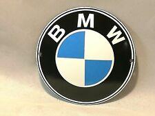 BMW , Emailleschild / Türschild / Werkstatt / Reklame /Enamel / Sign,Garage,Auto