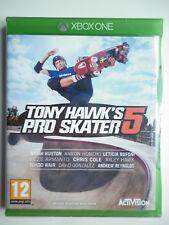 Tony Hawk's Pro Skater 5 Jeu Vidéo XBOX ONE