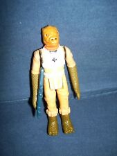 Star War Bossk Action Figure Kenner 1980 with Gun Used