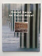 """"""" Daniel BUREN au Palais-Royal : """" Les deux Plateaux """" CNAP, 1993 kelly nouvel"""