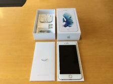 NEW Apple iPhone 6S Plus - 128GB - SILVER / WHITE  WORLDWIDE UNLOCKED