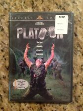 Platoon (Dvd, 2009, Special Edition Single Disc Version)New Authentic Us Release