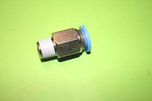 """1 Stück Steckverschraubungen SANG-A für 10mm Schlauch mit Außengewinde G1/4"""""""