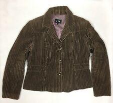 Per Una Corduroy Lined Jacket Size 16 Blazer Coat