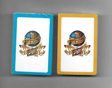 Two Diff. Sealed Decks Of Schlitz Beer Playing Cards