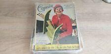 Vintage Revue Cinéma RARE - MON COPAIN N°13/1953 ANITA EKBERG