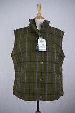 Hoggs Isla Ladies Tweed Waistcoat - Size 18
