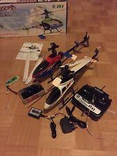 Esky Vbelt Cp 2 Helikopter Hubschrauber 3D Elektro Brushless Rc Heli graupner v