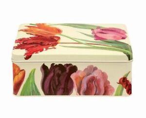 Emma Bridgewater Flowers Deep Rectangular Storage Tin