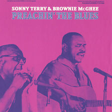 Sonny Terry - Preachin' the Blues [New CD]