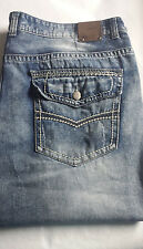 Chelsea Gs115 Blue Denim Distressed Jeans Mens Size 52