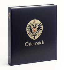 Davo LX Album Österreich V 2007-2015 Austria hingeless Oostenrijk Autriche