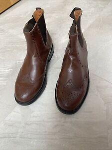 Samuel Windsor chelsea boots size 10/11