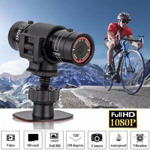 Motor Bike Motor Cycle Action Helmet Sports Camera Cam Full HD 1080P UK New