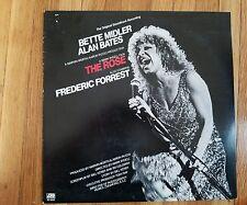 The Rose, Original Cast Recording, Bette Midler, Atlantic SD 16010 NM Vinyl