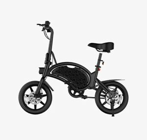 Jetson Bolt Pro folding Electric Ride Bicycle - Black BRAND NEW